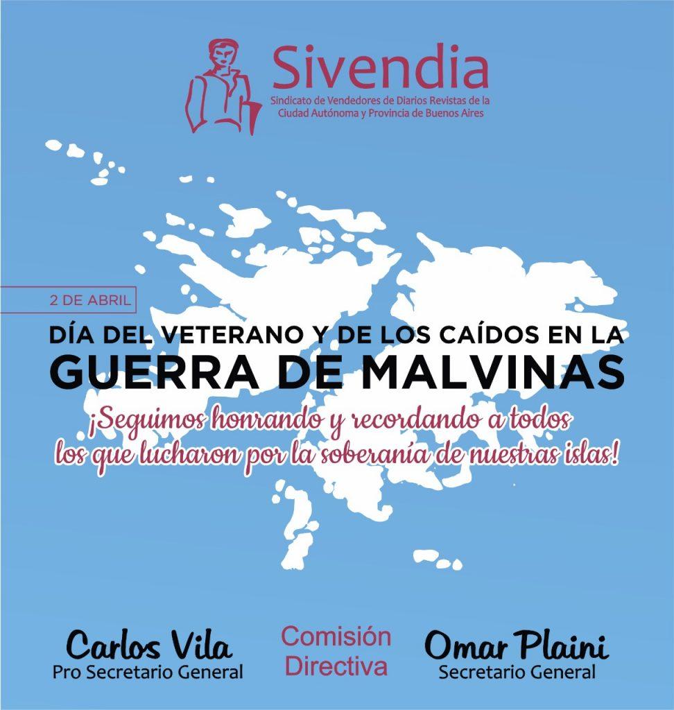 Dia del Veterano y Caidos en la guerra de Malvinas